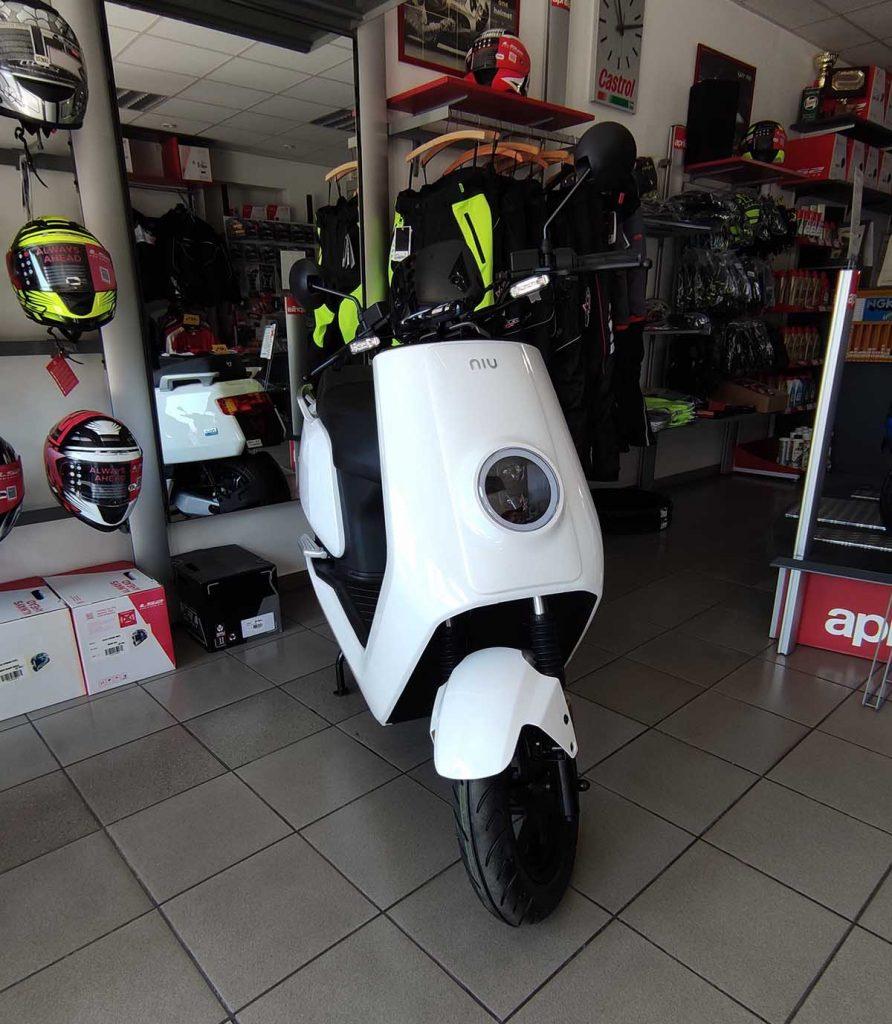 NIU NQi Sport 6026